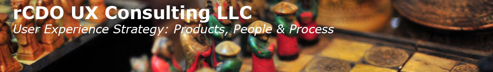 rCDO UX Consulting LLC